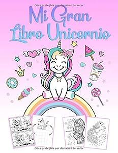 Mi Gran Libro Unicornio: Un
