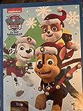 Paw Patrol Adventskalender Weihnachten Kinder Advent mit 25 Schokotäfelchen