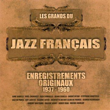 les-grands-du-jazz-franais-enregistrements-originaux-1937-1960-2-cd