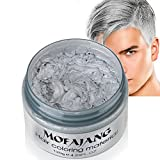 SOMEAS Instant Haarfarbe Wachse Einfach Waschbar Grey