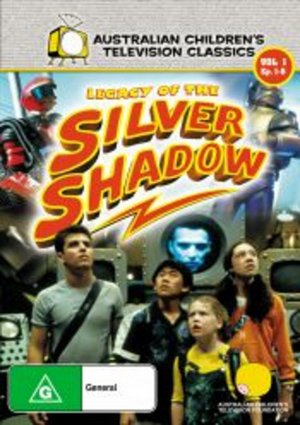 Legacy of the Silver Shadow (Vol. 1) Ep. 1-4 [Australien Import]
