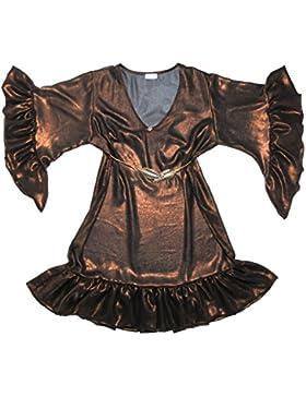 Xarismania tunica camicetta donna colore bronzo, tg.44-46