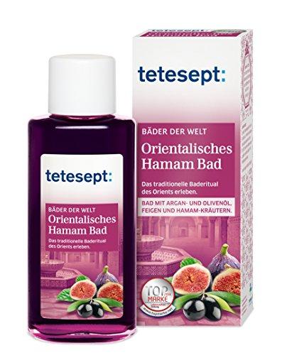 Tetesept Orientalisches Hamam Bad 125 ml -