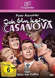 Peter Alexander: Ich bin kein Casanova (Filmjuwelen)