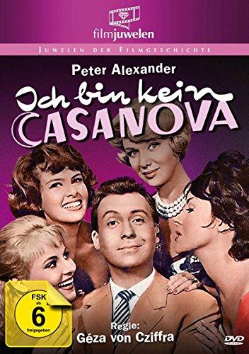 Peter Alexander: Ich bin kein Casanova (Filmjuwelen) Preisvergleich