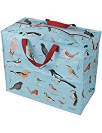 The Original Jumbo Storage Bag - Garden Birds by dotcomgiftshop