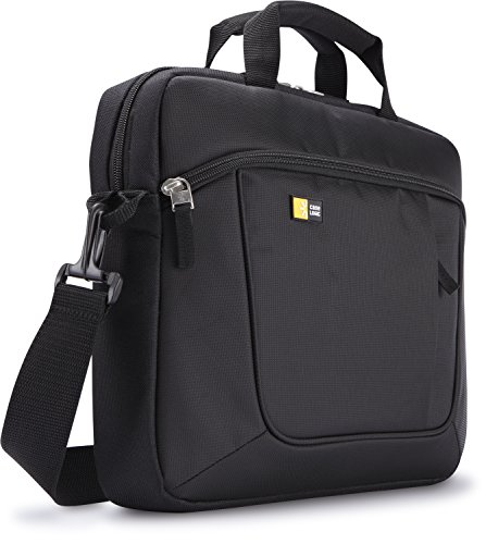 Case-Logic-AUA314-Maletn-para-ordenador-porttil-de-hasta-141-color-negro