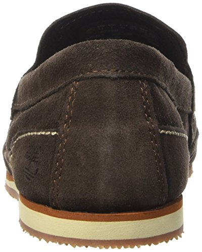 Timberland Hayes Valley_Hayes Valley Loafer, Mocassins homme Marron - Daim marron foncé