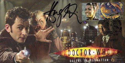 Doctor Who 'Daleks in Manhattan', mit Hugh Quarshie