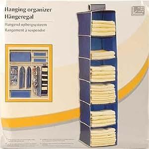 Kleidermodul Hanging Organizer 30x30x122cm