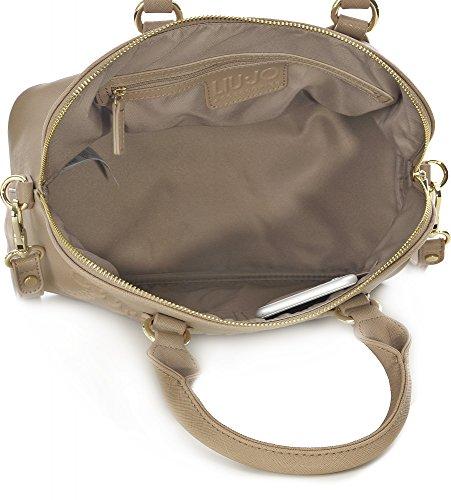 LIU JO CORALLO SHOPPING BAG N66228E0140 61317 Smog
