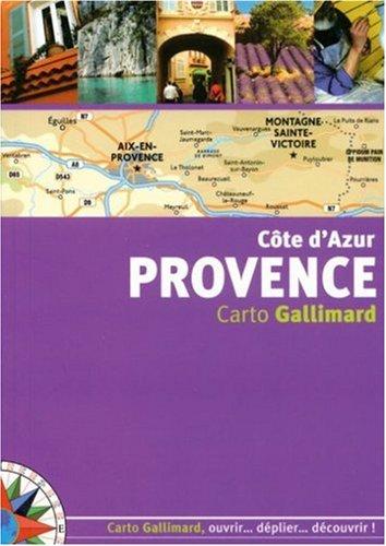Côte d'Azur : Provence