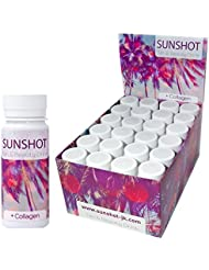 SUNSHOT Tan & Beauty Drink neue Rezeptur (Display 24 x 60 ml)