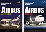 Airbus Bundle - A318 / A319 / A320 / A321 - for Microsoft Flight Simulator X (FSX) & Lockheed Martin Prepar3D (V2)