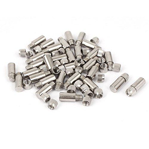 sourcingmapr-support-a-broches-de-tablette-armoires-cabinet-etagere-support-8mm-dia-30-pcs