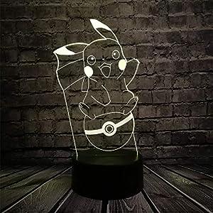 Luz De Noche 3D Juego