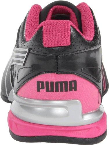 Puma Tazon 5 Cross-Trainingsschuh Black/Silver-Purple