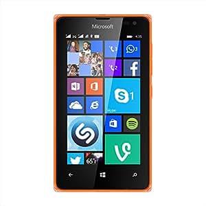 Microsoft Lumia 435 (Dual SIM, Orange)