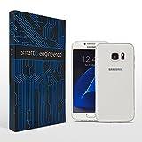 Schutzhülle für Samsung Galaxy S7 [Glasklar-Durchsichtig][Ultra-Dünn 1-mm][flexibel] Premium Slim-Case Handy-Hülle[Stoßdämpfend-Kratzfest Bumper-Style Case-Cover Schutz-Hülle Schlank]