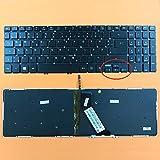kompatibel für Acer Aspire Nitro VN7-571G Tastatur - Farbe: Schwarz - mit Hintergrundbeleuchtung - Ohne Rahmen - Deutsches Tastaturlayout