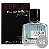 Replay For Him Eau de Toilette 30ml Spray