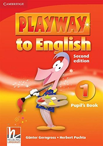 Playway to English 2nd  1 Pupil's Book - 9780521129961