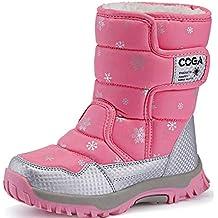 zapatos deportivos 703b9 8d88a Amazon.es: botas nieve niña - 4 estrellas y más