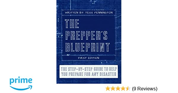 The preppers blueprint amazon tess pennington daisy luther the preppers blueprint amazon tess pennington daisy luther 9781496092588 books malvernweather Image collections