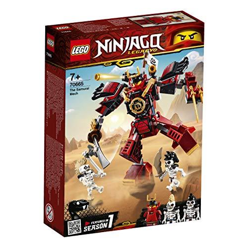 LEGO NINJAGO 70665 - Samurai-Roboter (Minifiguren Ninjago Lego Neu)