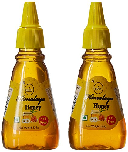Apis Himalaya Honey, 225g each (Buy one,get one free)