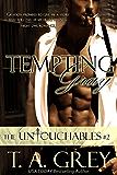 Tempting Gray: Billionaire Vampire Princes Series: The Untouchables, #2 (English Edition)