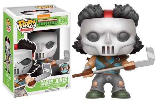 Funko Pop! Ninja Turtles TMNT - Casey Jones Vinyl Figur - begrenzt
