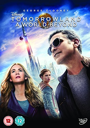 Tomorrowland: A World Beyond [DVD] [2015] by George Clooney