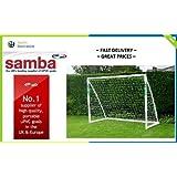 Samba Goal 8ft x 6ft Garden Football Goal