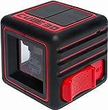 ADA Instrumente Cube 3D Laser-Wasserwaage mit Klemme Kreuz Line