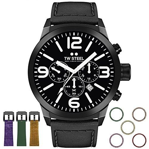 TW Steel Marc COBLEN Edition TWMC42Men's Watch Chronograph
