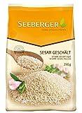 Seeberger Sesam geschält, 250 g