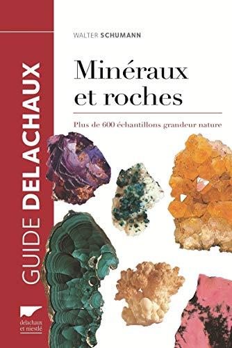 Minéraux et roches. Plus de 600 échantillons grandeur nature
