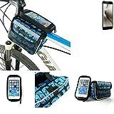 Fahrrad Rahmentasche für Allview X3 Soul, Fahrradhalterung