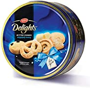 Tiffany Delights Butter Cookies- 810g