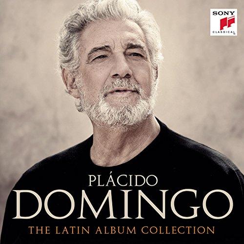 Placido Domingo - the Latin Album Collection