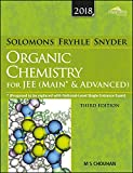 #2: Wiley's Solomons & Fryhle Organic Chemistry (New edition) for JEE (Main & Advanced)