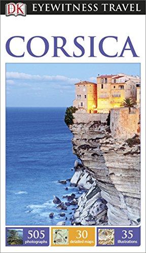 DK Eyewitness Travel Guide: Corsica (Eyewitness Travel Guides) por DK