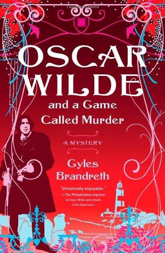 Oscar Wilde and a Game Called Murder: The Oscar Wilde Mysteries (Oscar Wilde Mysteries (Paperback))