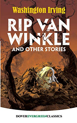 Rip Van Winkle and Other Stories (Dover Children's Evergreen Classics) (Dover Evergreen Classics)
