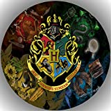 Fondant Tortenaufleger Tortenbild Geburtstag Harry Potter N12
