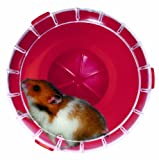 Ruota silenziosa rodylounge Mini ciliegia Silent Wheel Mini Diametro 11cm circa per criceti nani e mouse, zolux