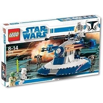 Lego Star Wars Armored Assault Tank Aat 8018 Amazon Toys