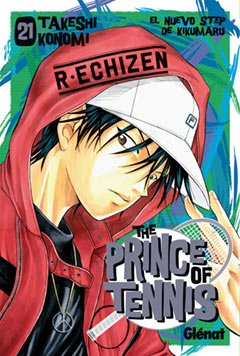 The prince of tennis 21 (Shonen Manga)