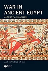 War in Ancient Egypt: The New Kingdom by Anthony J. Spalinger (2005-02-04)